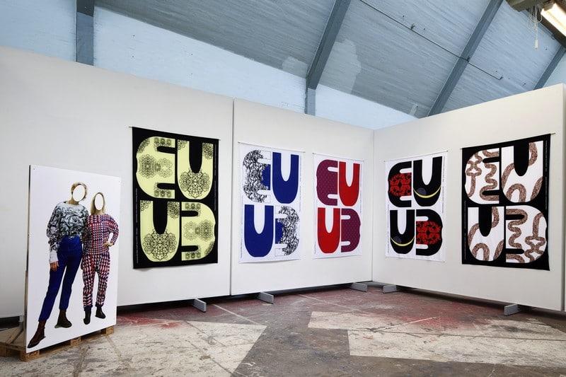 Wystawa Małgorzaty Markiewicz, Fabrikken for Kunst og Design, Kopenhaga, Dania