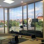 Podświetlana dekoracja wnętrza – realizacja firmy Acalta