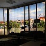 Podświetlana dekoracja wnętrza – realizacja firmy