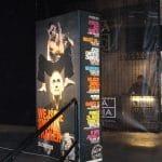 Podświetlany kaseton z grafiką na tkaninie
