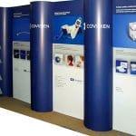 Stoisko w systemie Press dla firmy Covidien