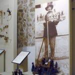 Plansza z pcv, druk UV, wystawa w Muzeum Etnograficznym w Krakowie