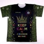 T-shirt - druk dla firmy Cap Gemini