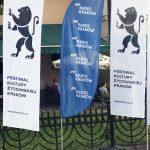 Flagi nastojakach - Festiwal Kultury Żydowskiej, Kraków