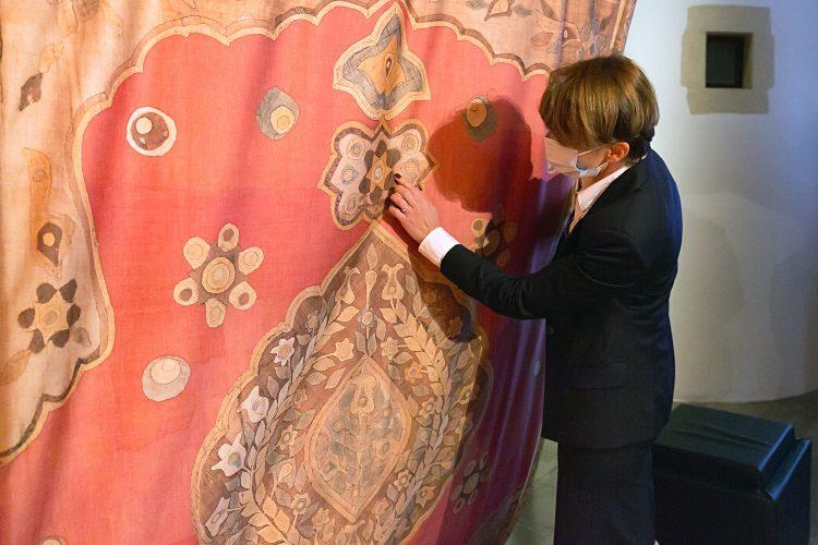 Wawel, namiot edukacyjny, konstrukcja, druk tkanin, dostawa imontaż. fot.Anna Stankiewicz WAWEL