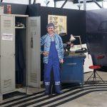 Wystawa Fiat 125p wMIM wKrakowie